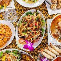 Banquet at Siam Kingdom