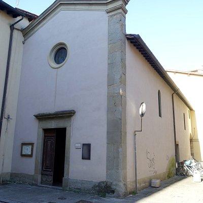 Chiesa di Santa Lucia, San Giovanni Valdarno