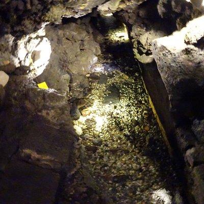Grotta dell'Amenano - Catania, Sicily