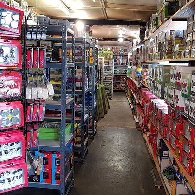 Look how much stock we have!