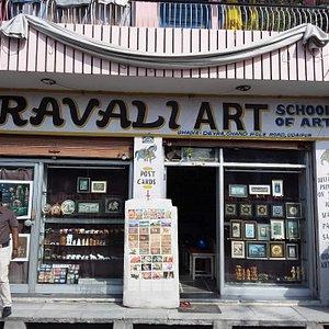 Shop Entrance