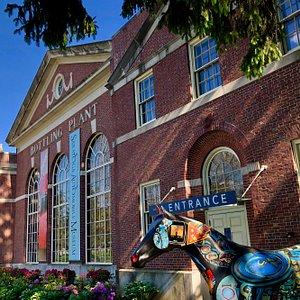 The Saratoga Automobile Museum