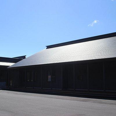 石巻・川のビジターセンター