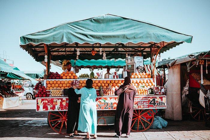 igyekszem nő marrakech