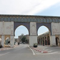 Bab Moulay Ismailfronte