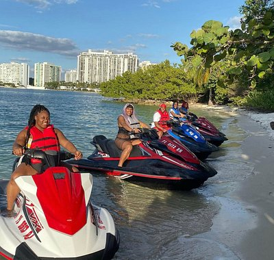 Group Jetski Tours!