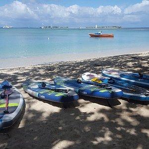SUPCarriacouGrenada PaddleBoarding