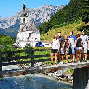 Ramsau in Berchtesgaden.