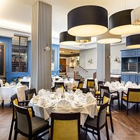 The Budock Vean Hotel in Cornwall has had a stunning restaurant refurbishment which opened in February 2020.