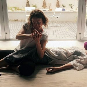 Traditional Thai massage Therapy and specific Treatments