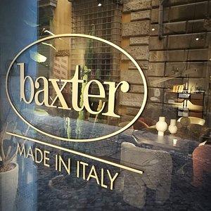 baxter Roma