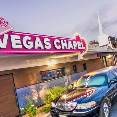 The Little Vegas Chapel in the Downtown Arts District