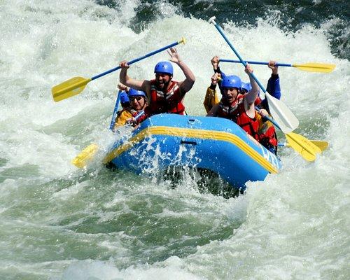 River Rafting in Nepal...