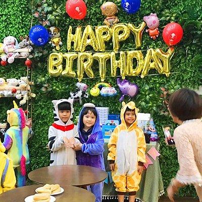 Ở đây có nhận tổ chức tiệc sinh nhật