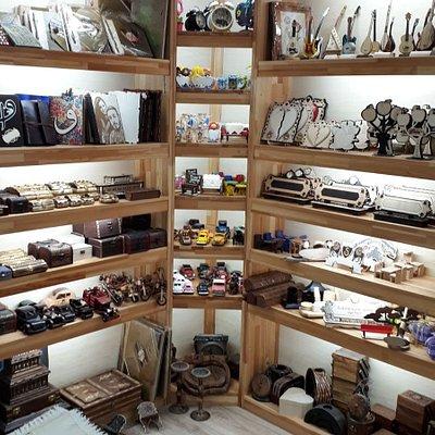 Shop hediyelik eşya imalat ve satış