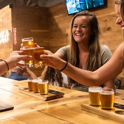 CHEERS to the Tasting Room