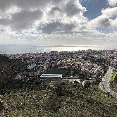 Mirador de San Roque.