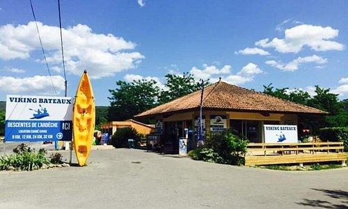 Pavillon Viking Bateaux