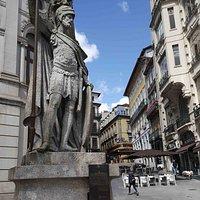 Estatua O Porto