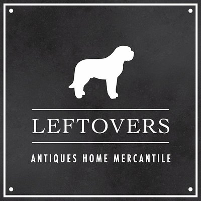 Leftovers Antiques in Brenham, TX is 17,000 square feet of shopping inspiration.