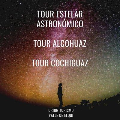 Vive este verano 2020  disfrutando las bondades naturales  que nos ofrece Valle de Elqui junto a Orión Turismo.  Tour Estelar Tour Alcohuaz Tour Cochiguaz  Estos son algunos de nuestros servicios a ofrecer, también durante todo el año.  Contáctanos +56977760177 +56977760185