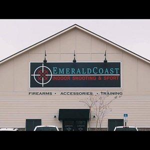 Emerald Coast Indoor Shooting & Sport  685 Valparaiso Parkway, Valparaiso, Florida 32580  850-502-2354