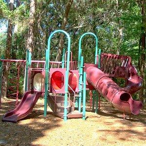 John Slidell Park - children's playground