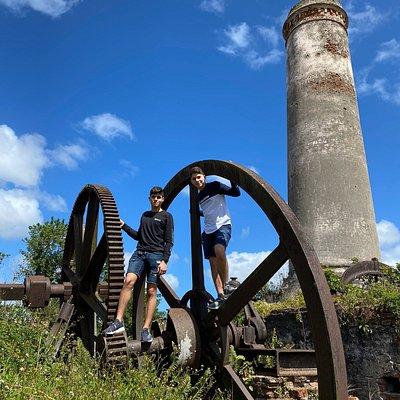 Ruinas del Ingenio Santa Isabel