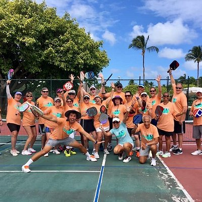 Happy Campers! With Pickleball Getaways