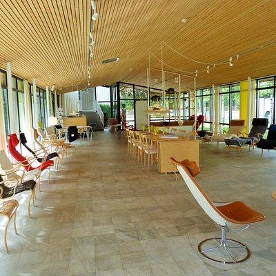 Bruno Mathsson Center i Värnamo