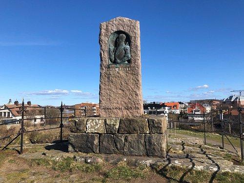 Rantzaumonumentet i Varberg