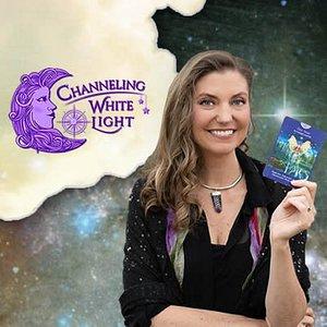 Psychic Medium Kelly Palmatier channels white light towards a better world.
