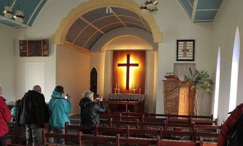 Church of Reykjahlid
