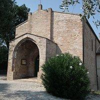 Chiesa S. Maria Aroli -Ingesso-
