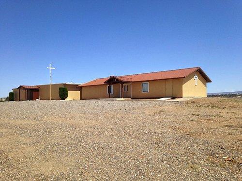 Living Waters Baptist Church 2400 W. Horshoebend Drive Camp Verde, Arizona 86322