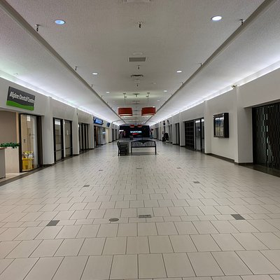 Chilliwack Mall is such a beehive of activity