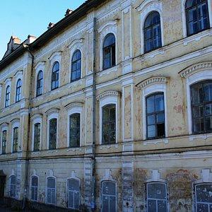 Дом адмирала Барша