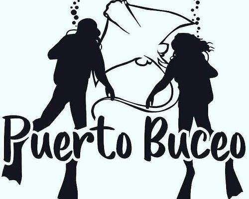 Nuestro logo de puertobuceo.