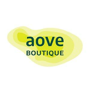 AOVE Boutique - Logo oficial