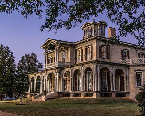 The Jemison-Van de Graaff Mansion
