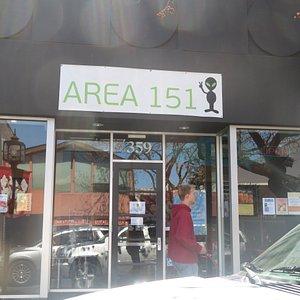 Area 151, Los Altos, California