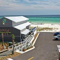 Hang Five Beach Bar & Grill In Panama City Beach Florida