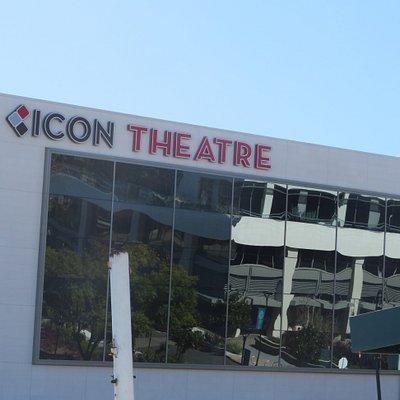 ICON Theatre, Mountain View, CA