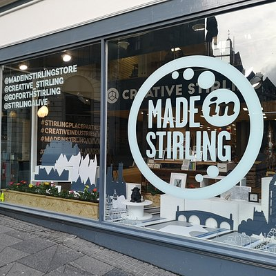 Made in Stirling storefront