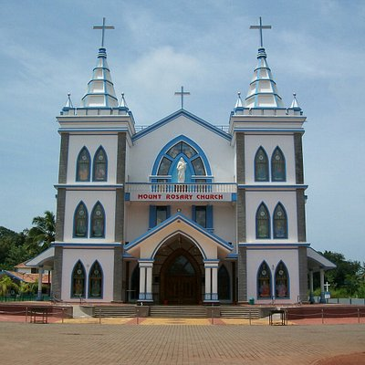 Mount Rosary church