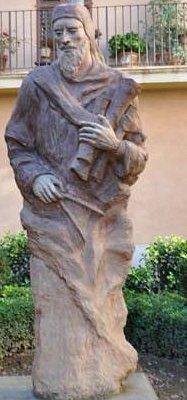belle statue