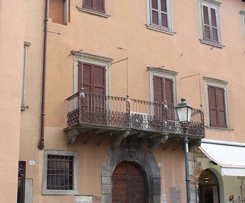 Palazzo della Quadra