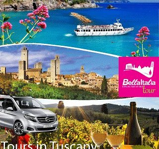 Day tour in Tuscany