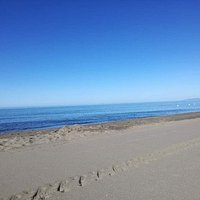 spiaggia libera di costa selvaggia