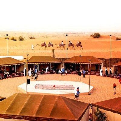 AlKhayma Desert Camp